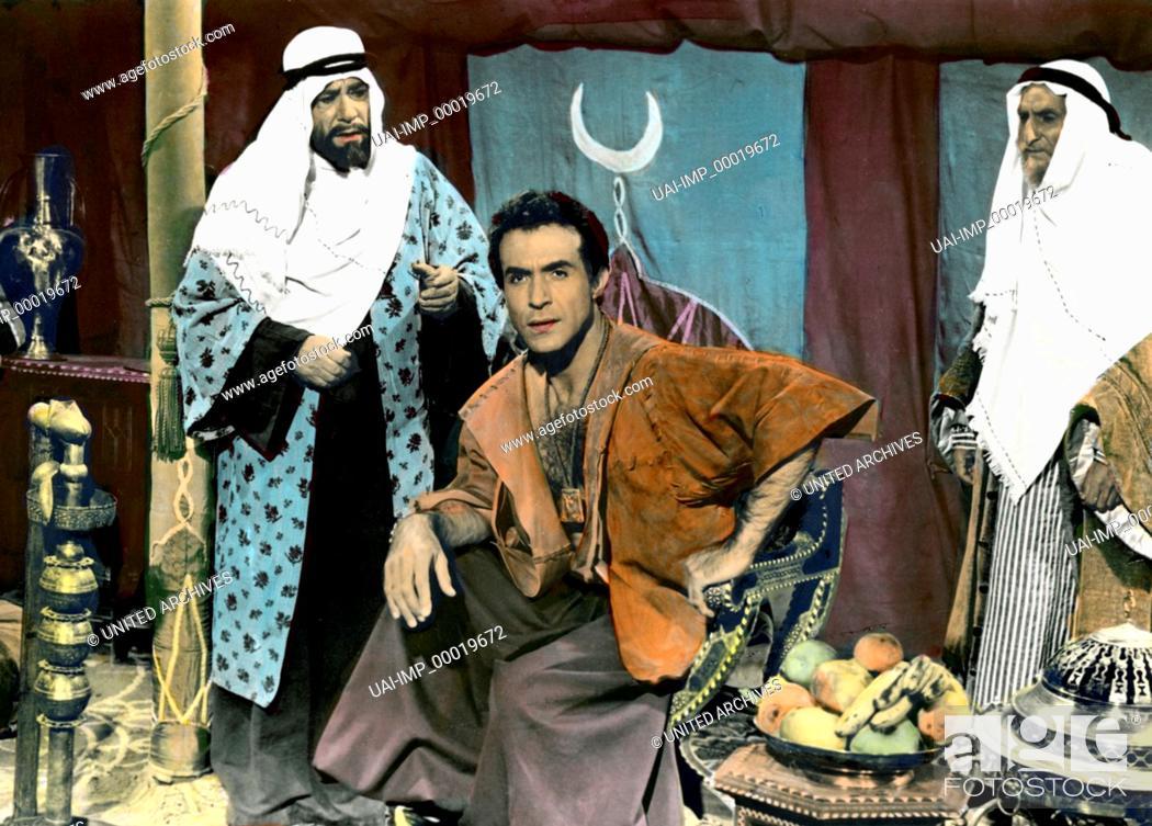 Der Sohn Des Scheik Los Amantes Del Desierto E It 1957 Regie