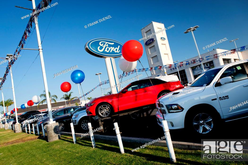 Ford Dealership San Diego >> Kearny Pearson Ford Car Dealer In Kearny Mesa In August