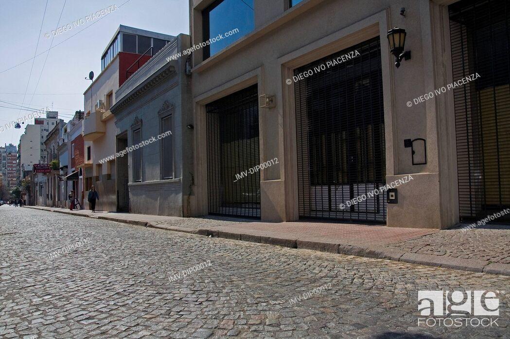 Imagen: San Telmo, Buenos Aires, Argentina.