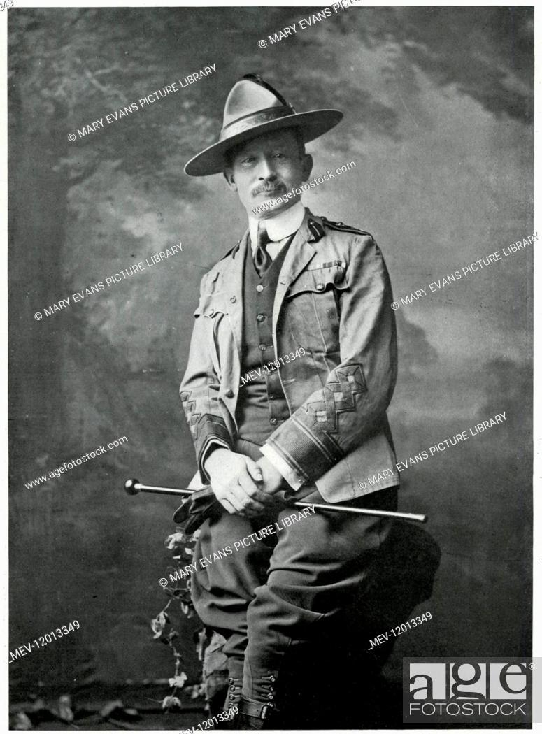 Robert Baden Powell 1st Baron Baden Powell 1857 1941