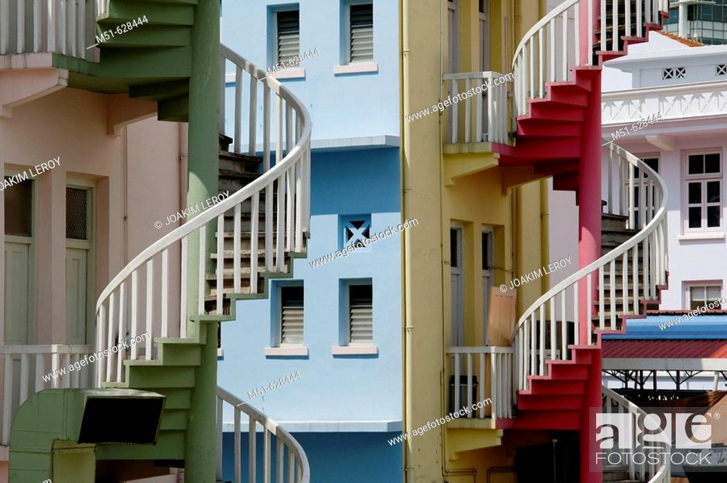 Stock Photo: Architecture. Singapore.