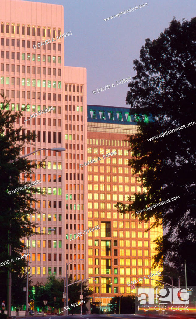 Stock Photo: City.