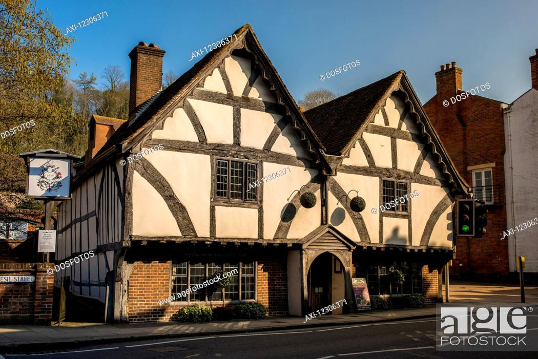 The oldest house in Winchester