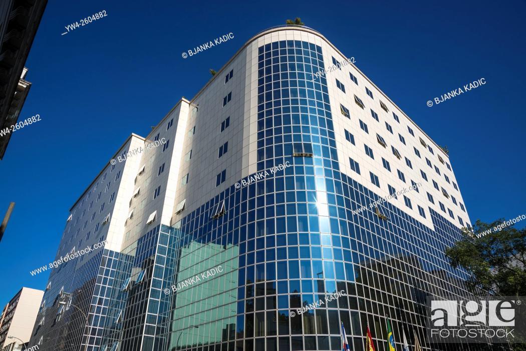 Photo de stock: Windsor Florida Hotel, Catete, Flamengo, Rio de Janeiro, Brazil.