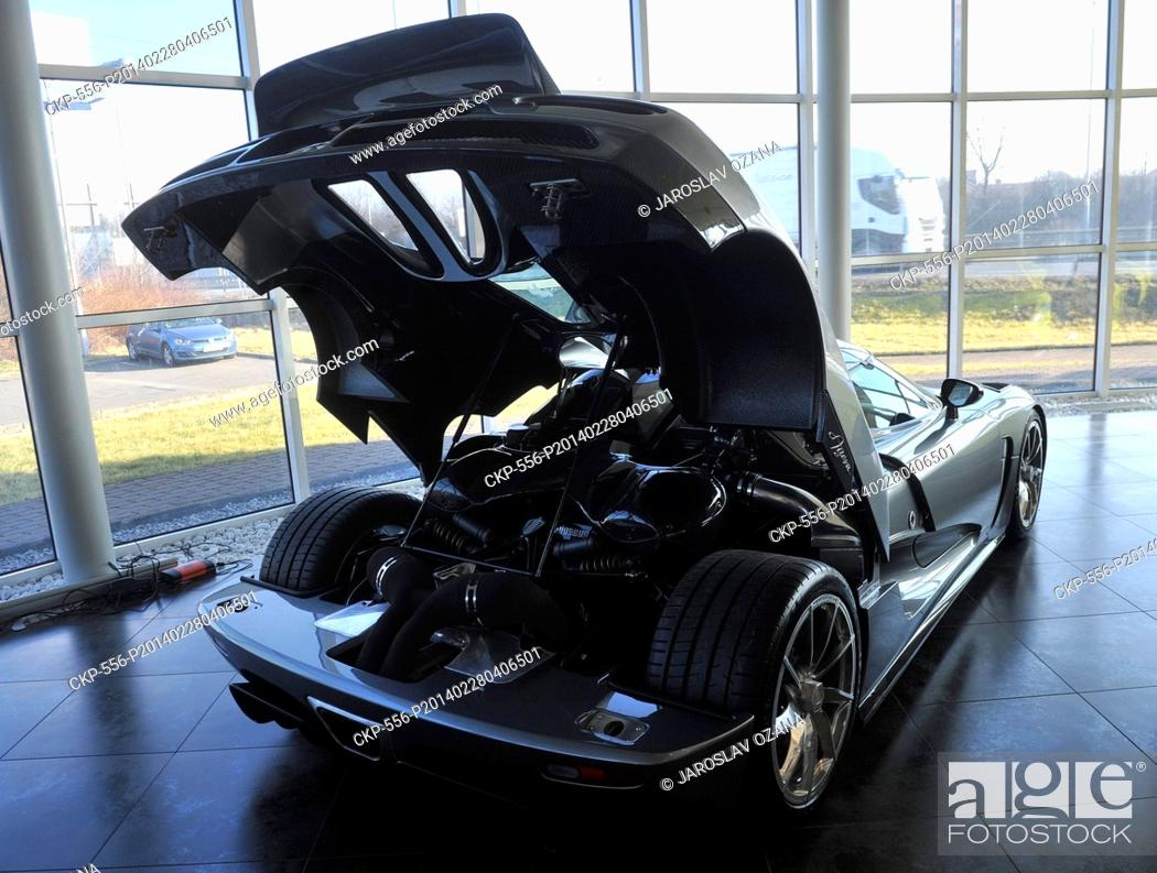Koenigsegg Agera A Two Seater Swedish Super Sports Car And Probably
