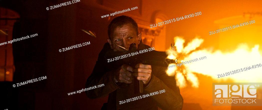 RELEASE DATE: November 9, 2012 MOVIE TITLE: 007 Skyfall STUDIO