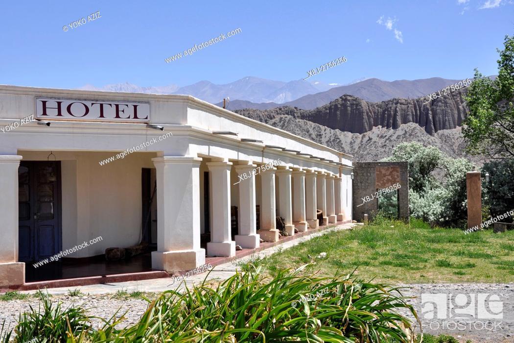 Imagen: Argentina, Salta region, Payogasta village.