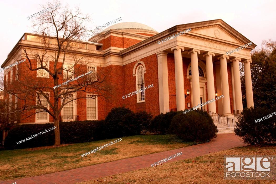 Chapel Hill, NC, North Carolina, The University of North