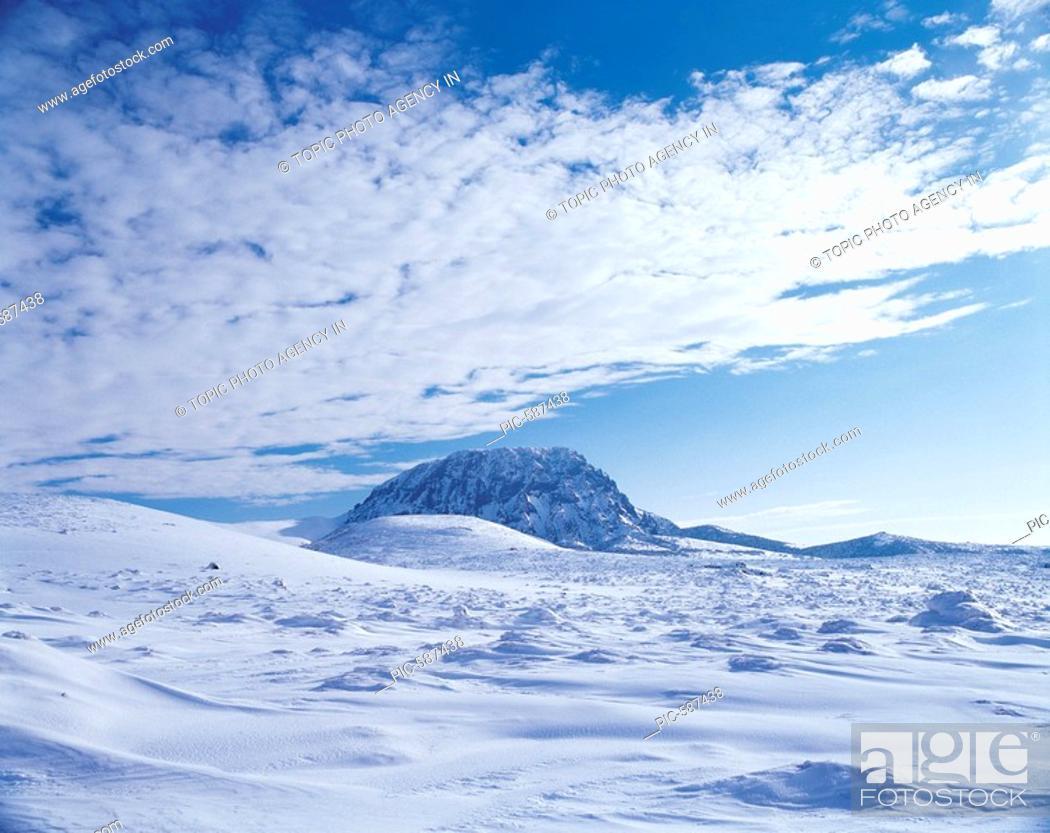 Stock Photo: Mt  Hallasan National Park,Jeju Island,Korea.