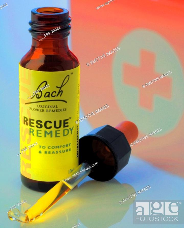 Stock Photo: Rescue drops.