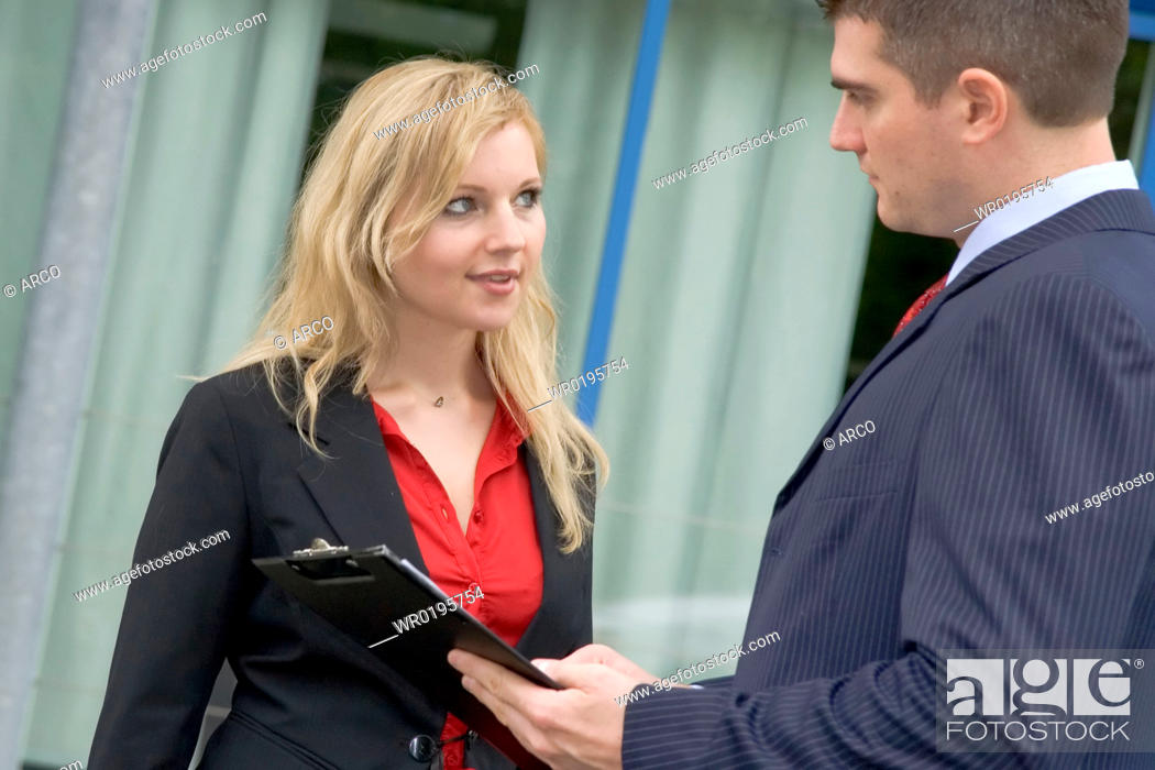 Stock Photo: Business, people,.