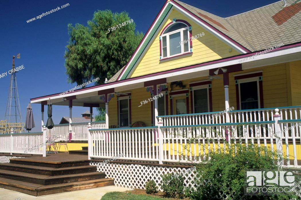 Stock Photo: Tobin James Cellars, Paso Robles, San Luis Obispo County, California.