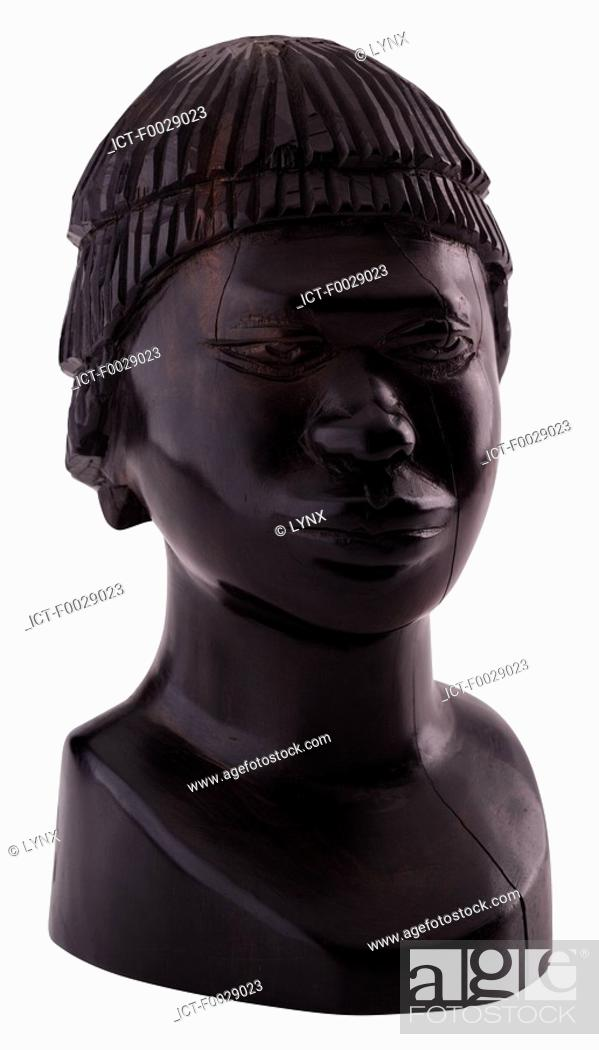 Stock Photo: World symbols: Statuette Madagascar.