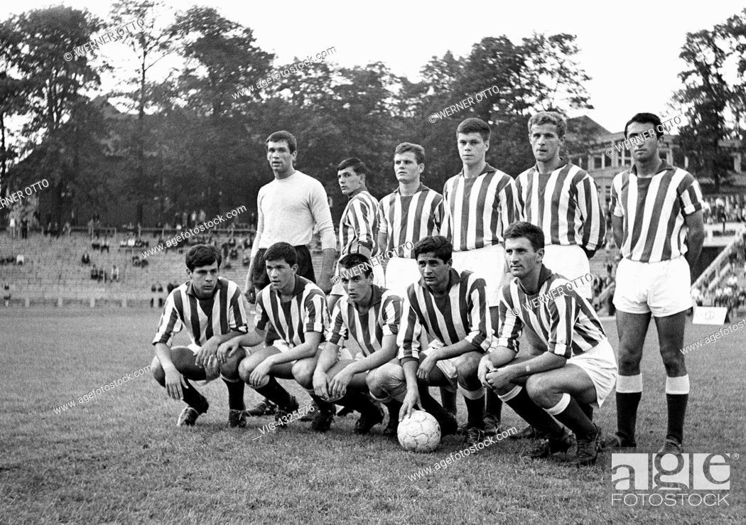 Fussball Internationales Junioren Turnier 1965 Real Madrid