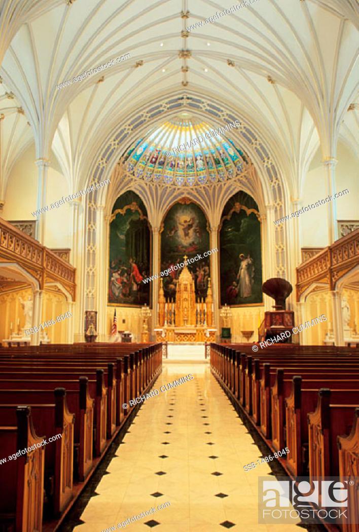 Imagen: St. Patrick's ChurchNew OrleansLouisiana, USA.