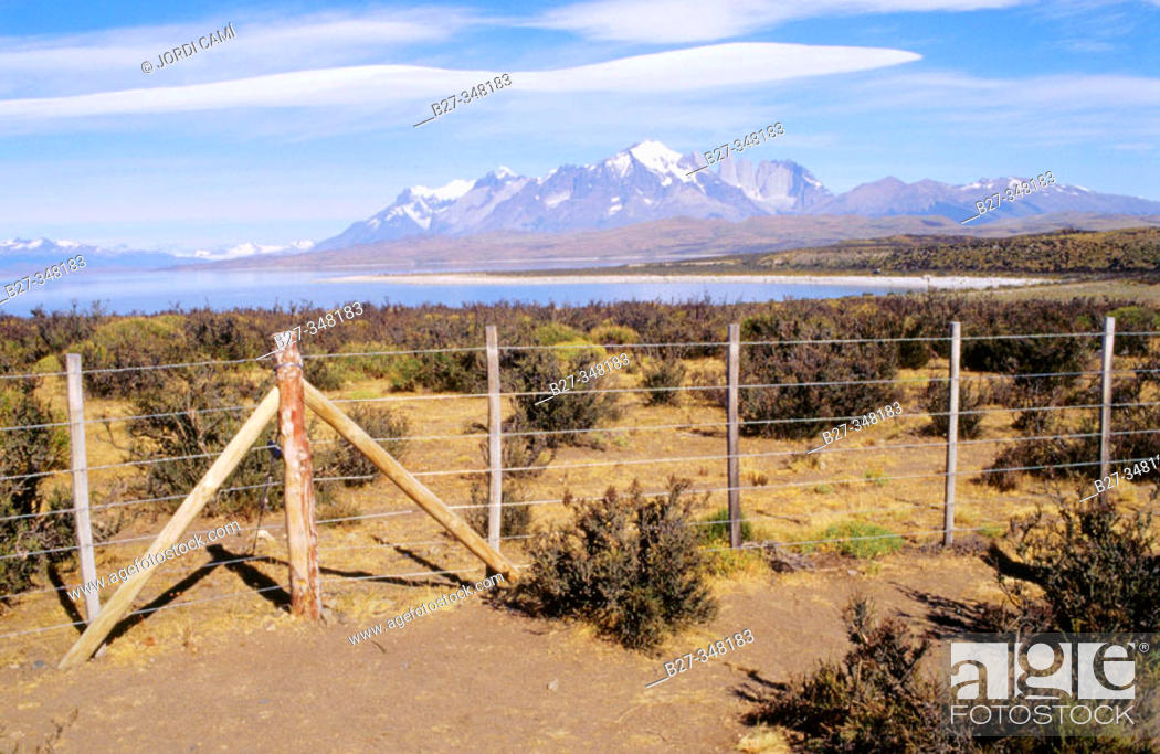 Imagen: Torres del Paine National Park. Magallanes XIIth region. Chile.