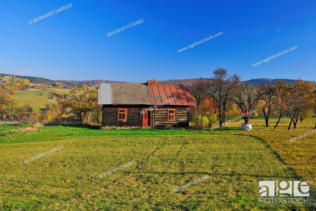 Imagen: Bielanka village, Gorlice County, Lesser Poland Voivodeship.
