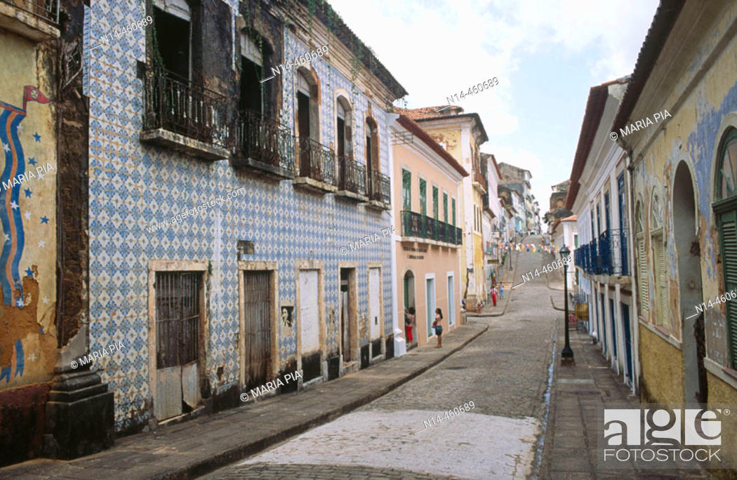 Stock Photo: São Luís. Maranhão, Brazil (2005).