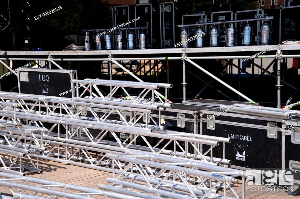 Photo de stock: Stage.