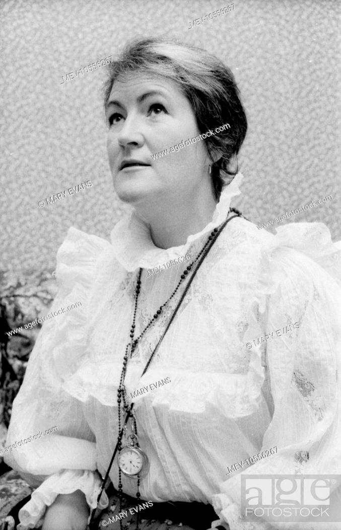 Laura Ashley 1925 1985 Welsh Fashion Designer Businesswoman And Founder Of The Chain Of Laura Stock Photo Picture And Rights Managed Image Pic Mev 10556267 Agefotostock