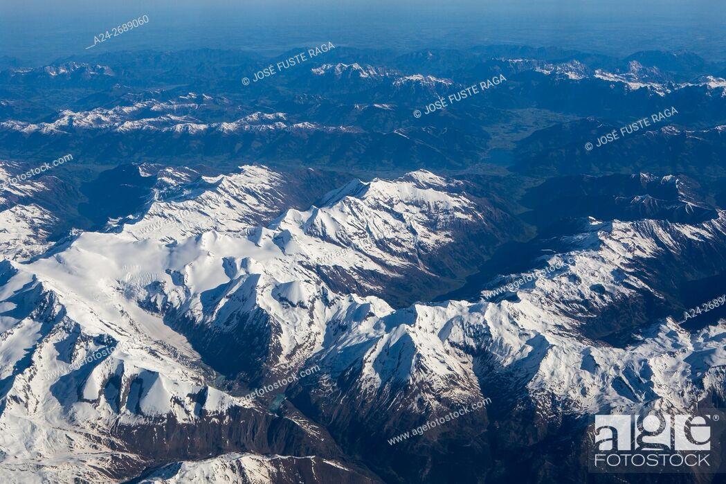 Imagen: Pasterze Glacier, Grossglockner, Austrian Alps, Austria.