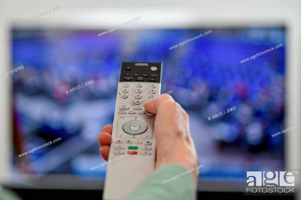 Stock Photo: remote control.