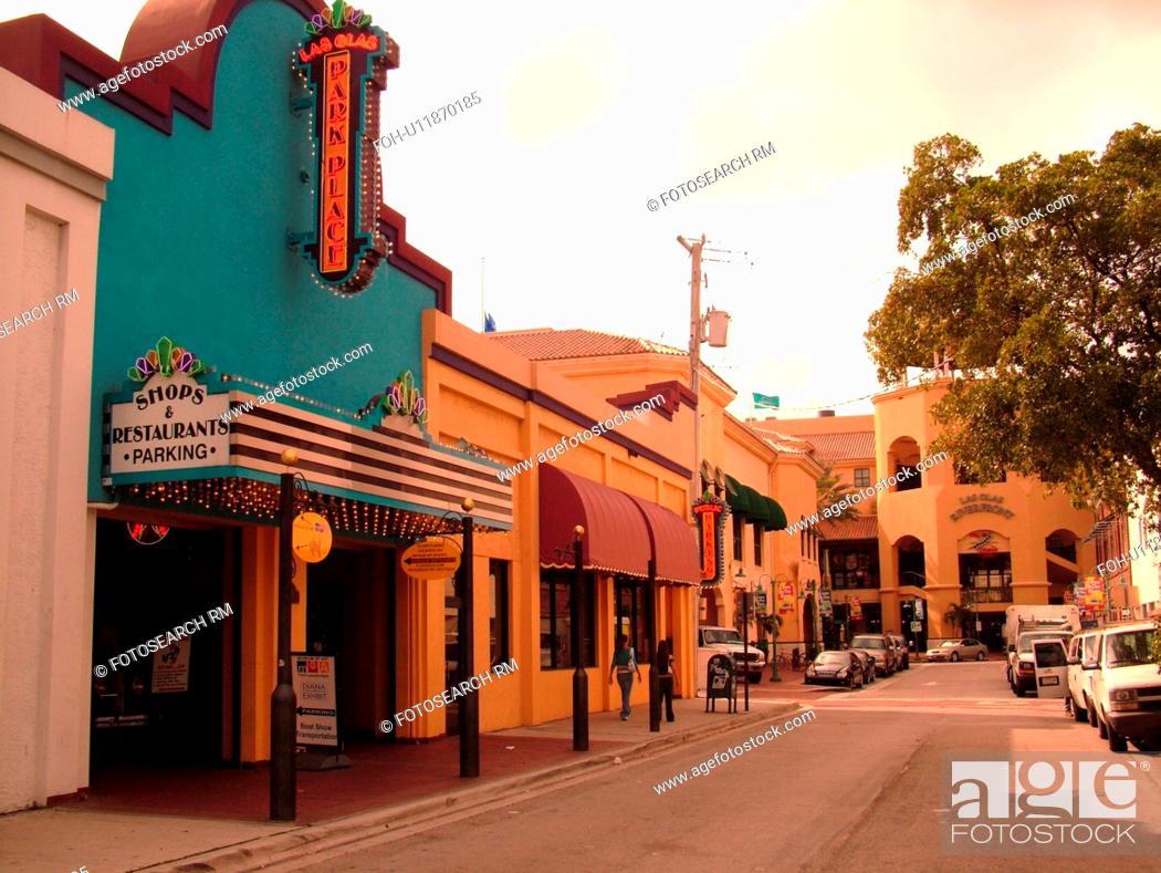 Fort Lauderdale, FL, Florida, Las Olas Riverfront