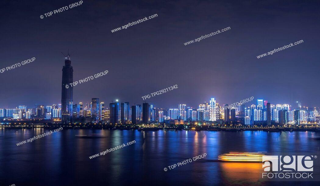 Imagen: Wuhan;Hubei;China.