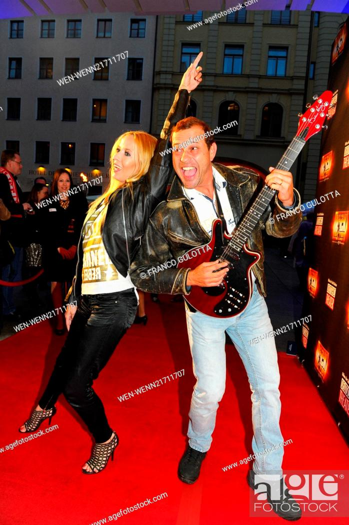 Premiere Of We Will Rock You A Musical Based On The Songs Of