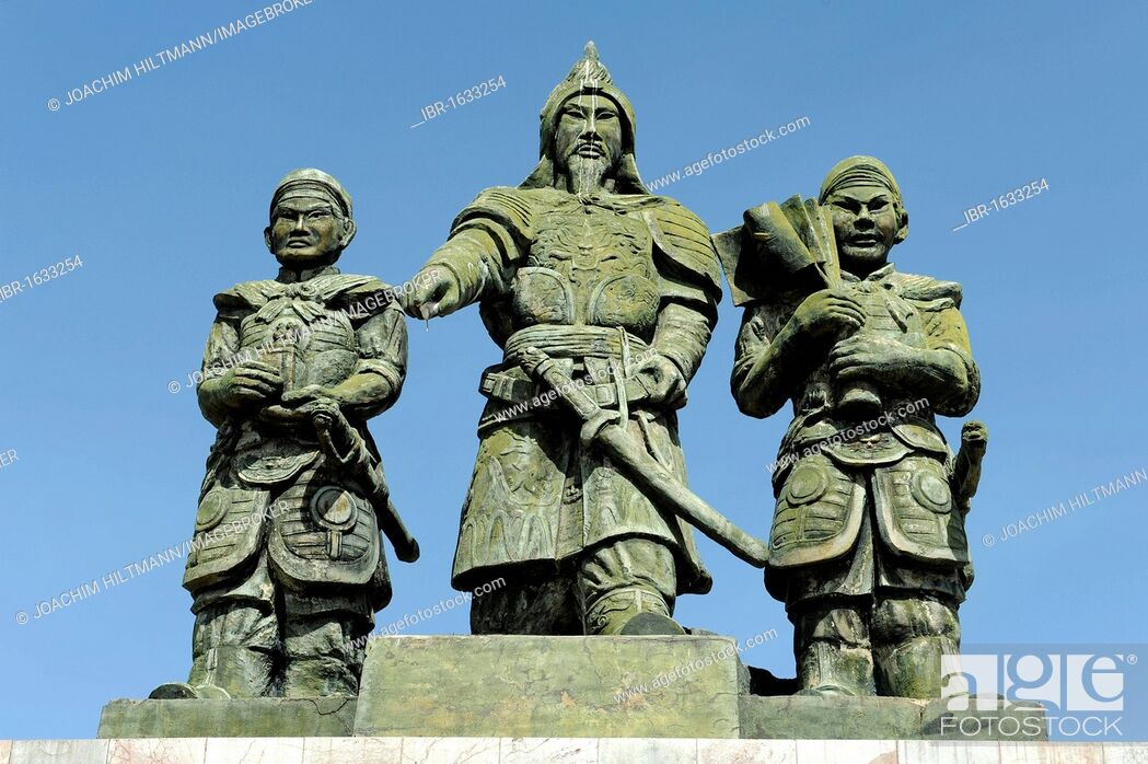 Vietnamiens médiévaux Ibr-1633254