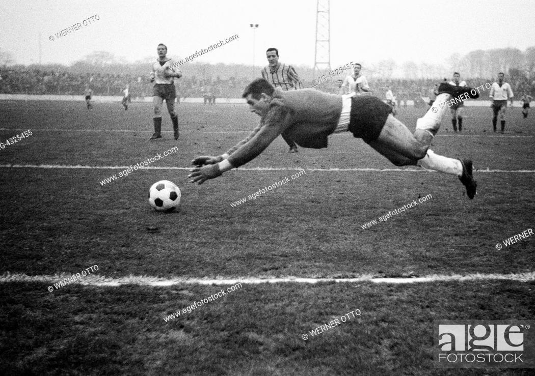 Fussball Regionalliga West Saison 1964 1965 Rot Weiss