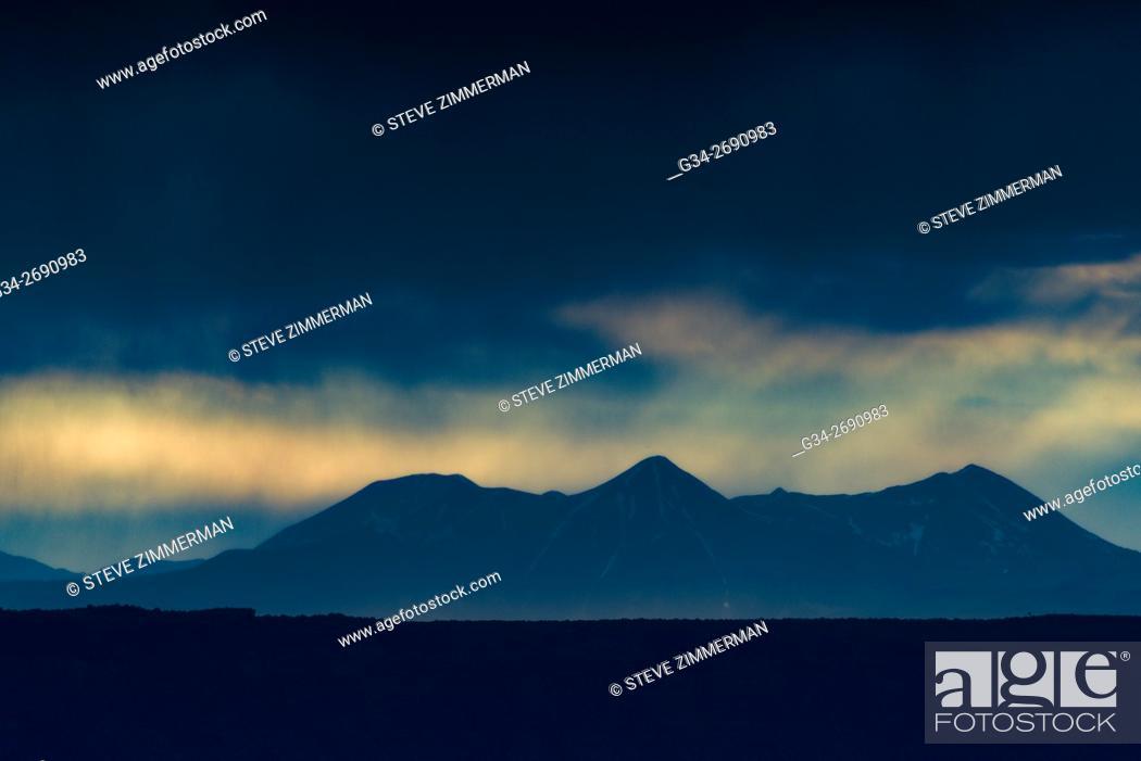 Stock Photo: Canyonlands National Park.