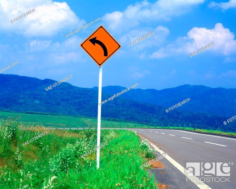 Stock Photo: Road.