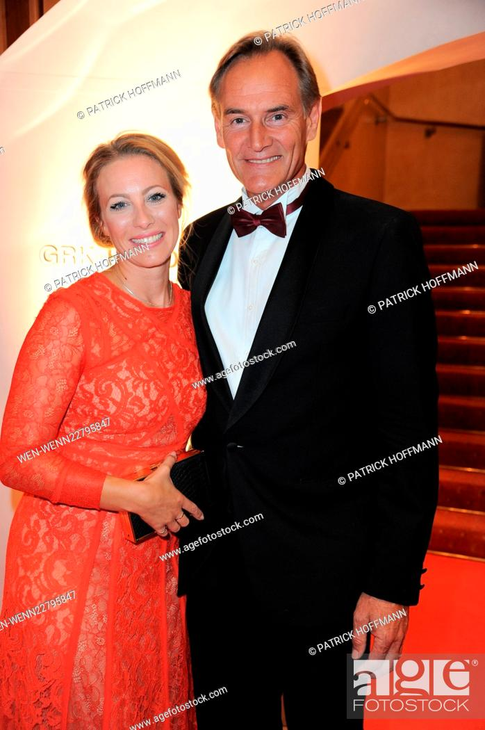 Grk Golf Charity Masters Gala 2015 At The Westin Leipzig Featuring