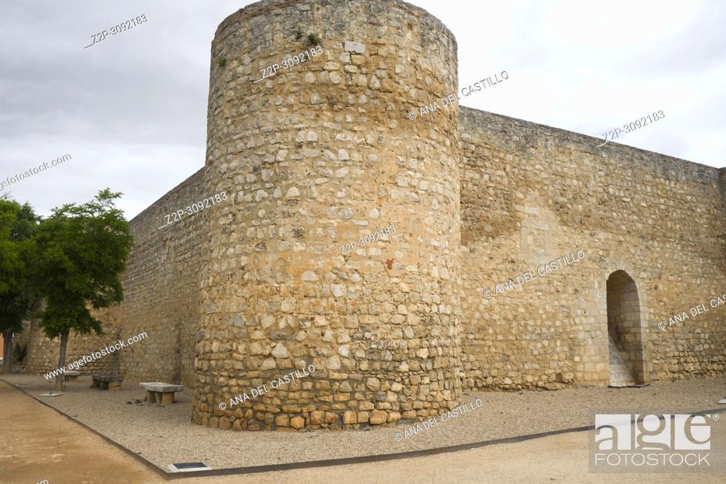 Imagen: Castle in Toro city in Zamora province Castile Leon Spain.