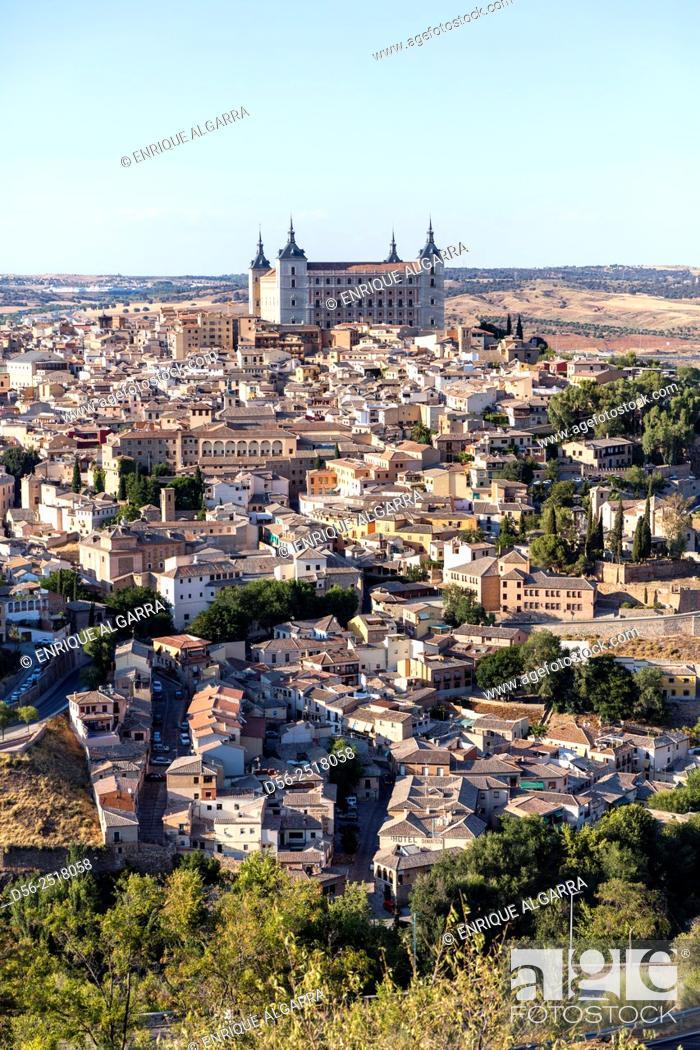 Stock Photo: Toledo, Valencia, Spain.