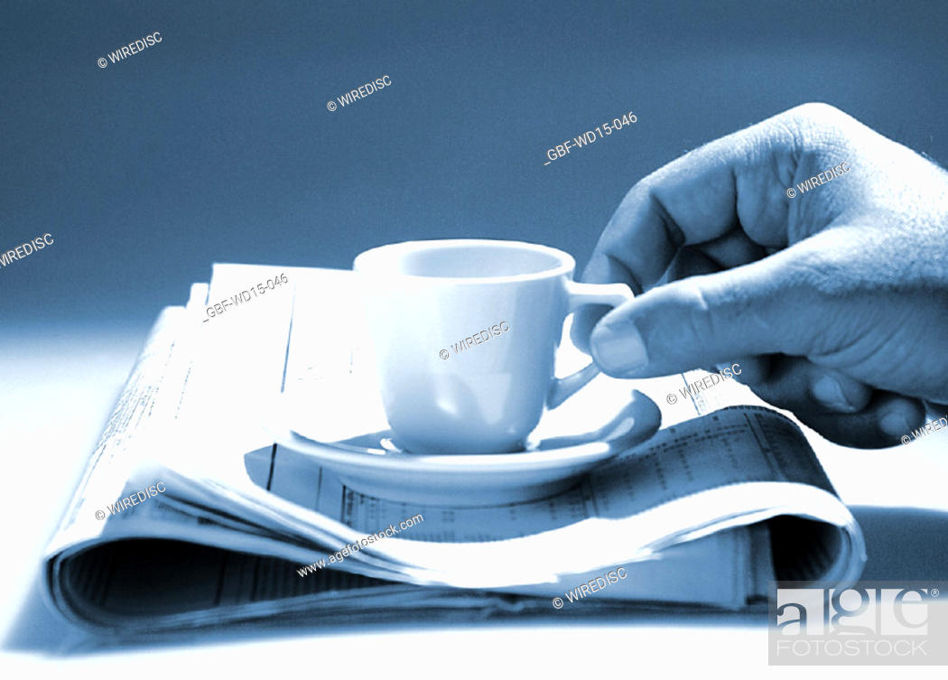 Stock Photo: Businesses Concepts II, coffee, Brazil.