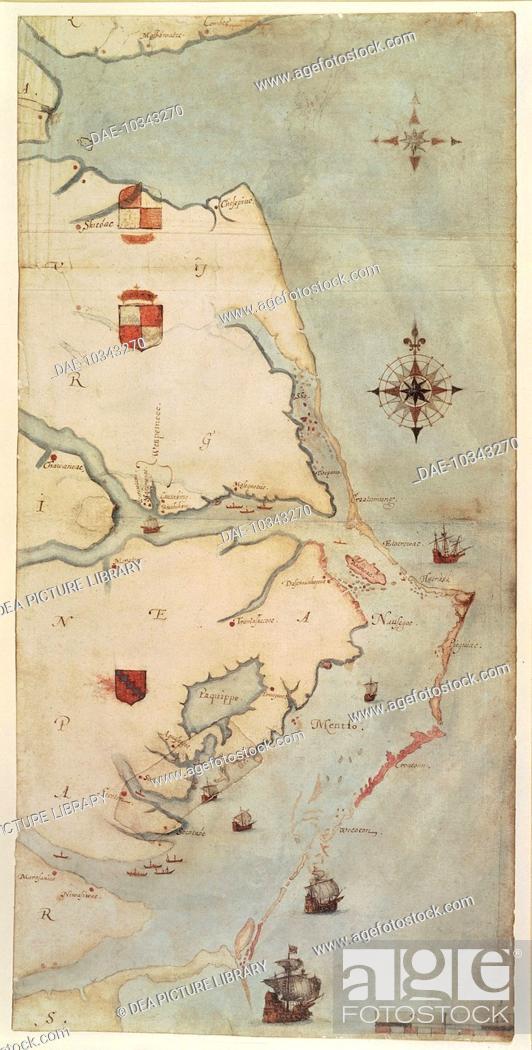 Map Of America Virginia.Cartography United States Of America 19th Century Map Of Virginia