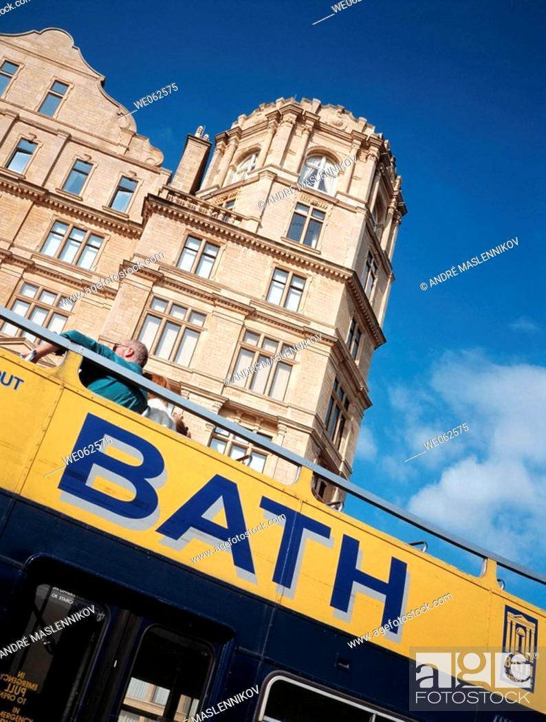 Stock Photo: Bath. England, UK.