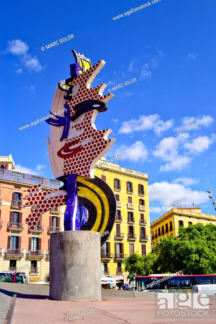 eacc3b625fa Stock Photo - El Cap de Barcelona