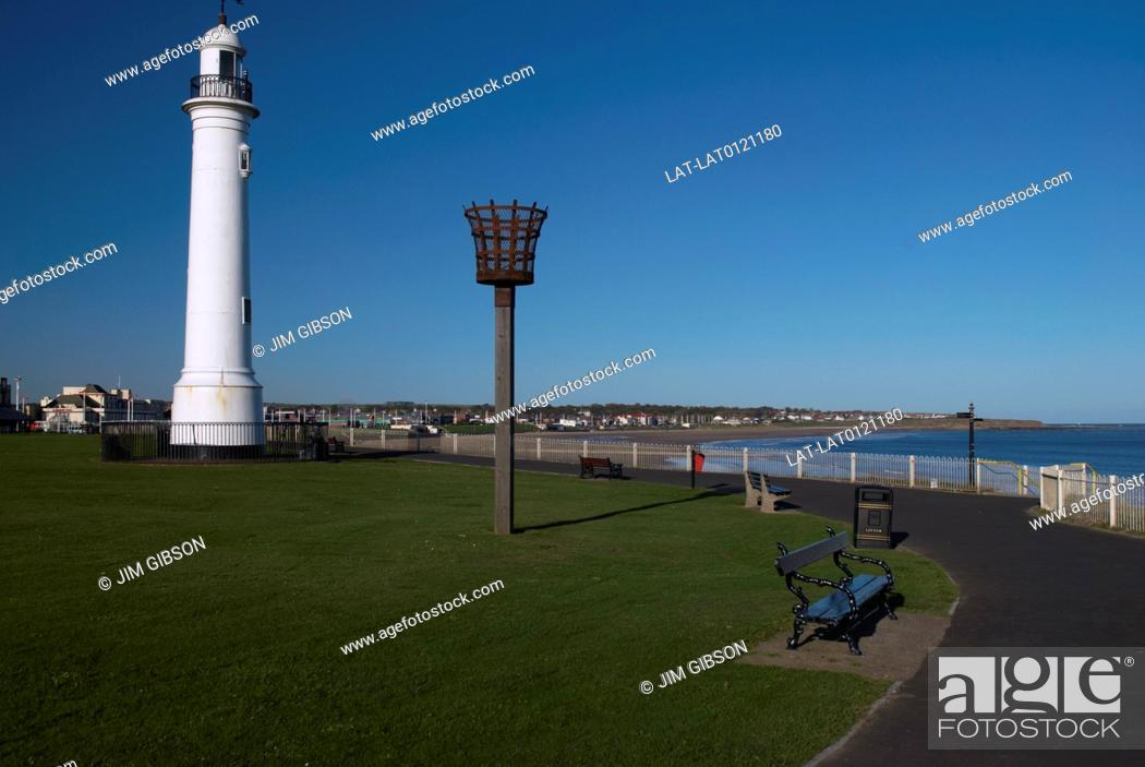 Just north of Sunderland City Centre,Seaburn seafront has many ...