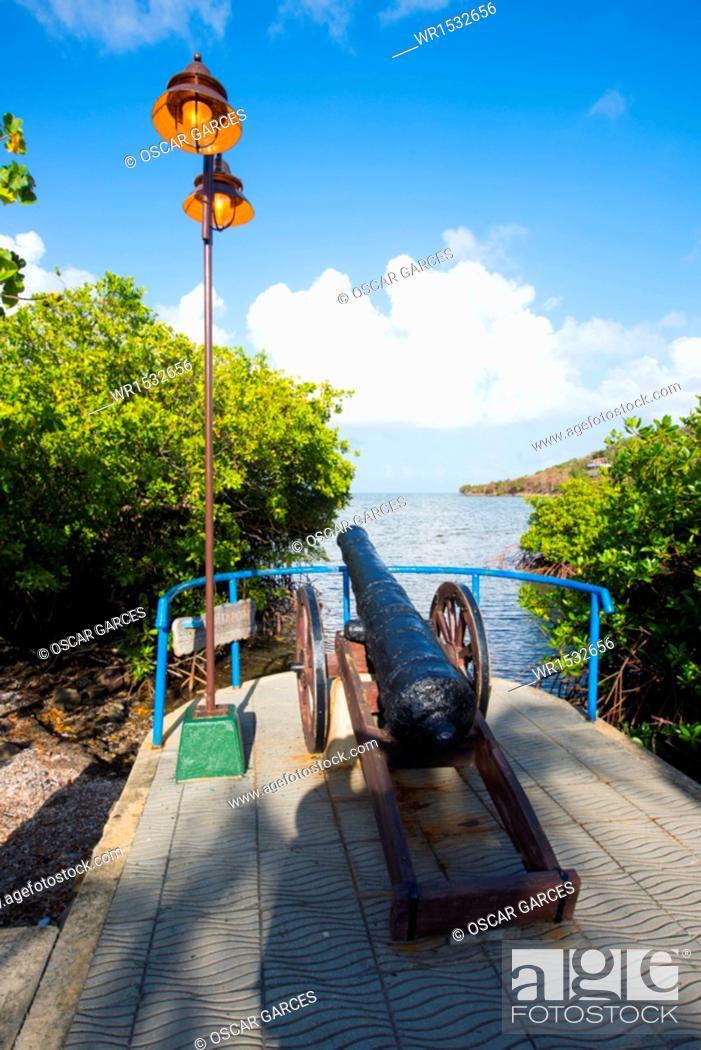 Imagen: San Andres Island, Archipelago of San Andres, Providencia and Santa Catalina, Colombia.
