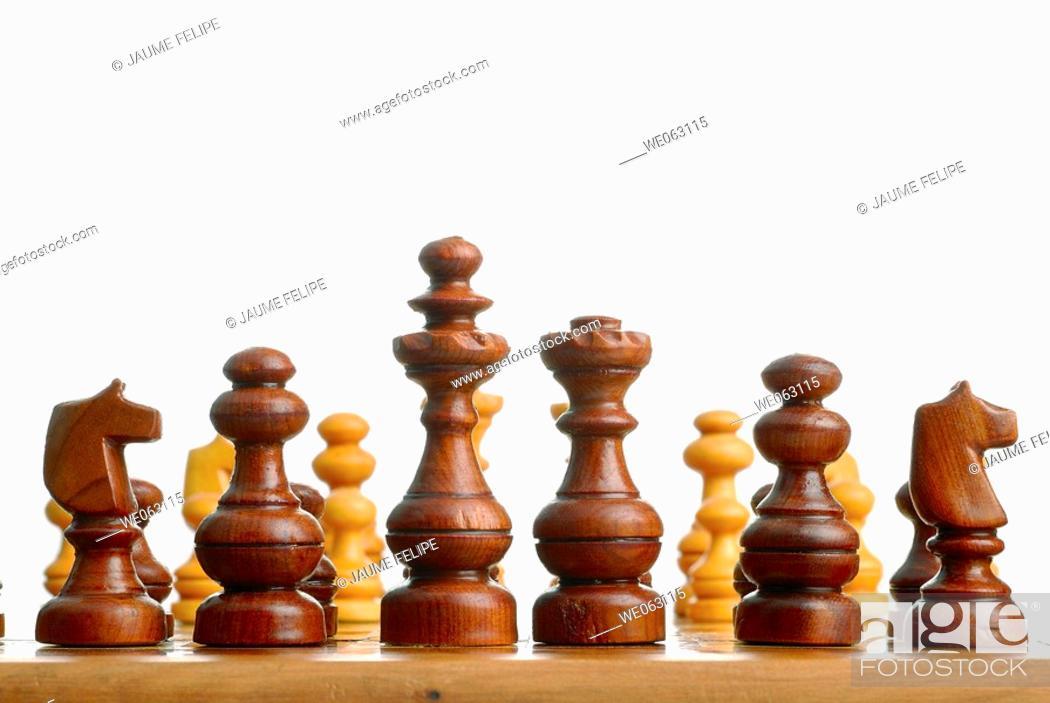 Stock Photo: Chess.