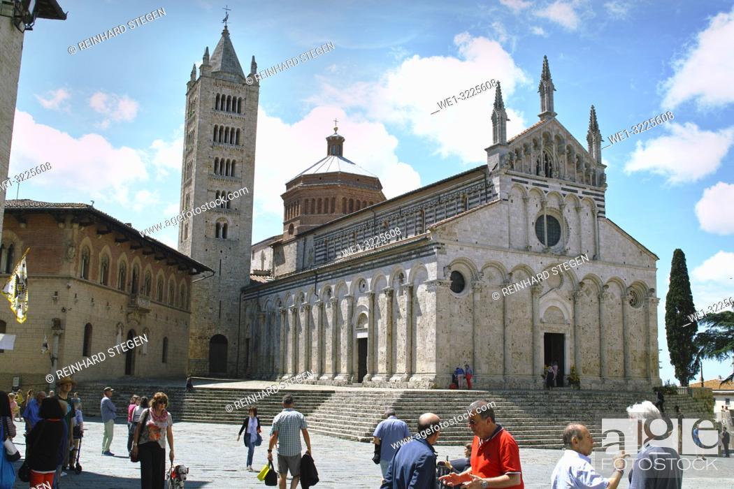 Imagen: Massa Marittima cathedral.