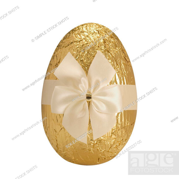 Stock Photo: easter egg.