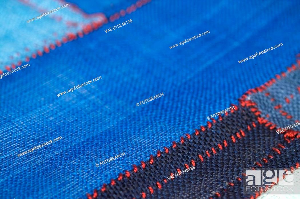 Stock Photo: closeup, background, close up, burlap, burke triolo productions, cloth, dyeing.