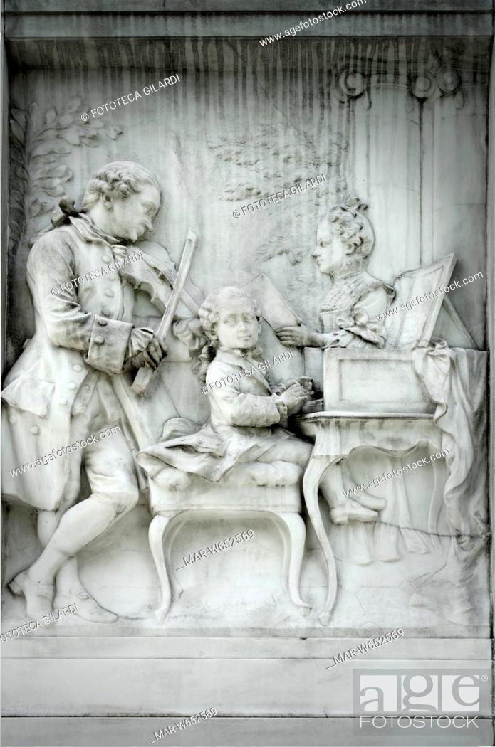 Johann Georg Leopold MOZART (1719 - 1787) compositore e violinista
