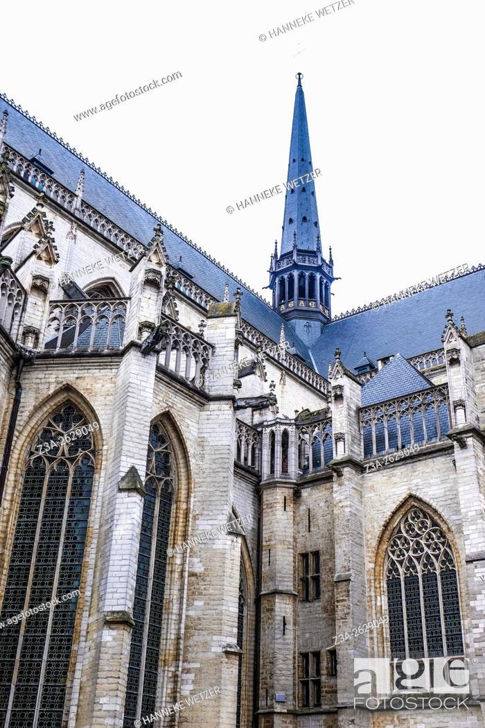 Imagen: Church Sint-Pieter, Leuven, Belgium, Europe.