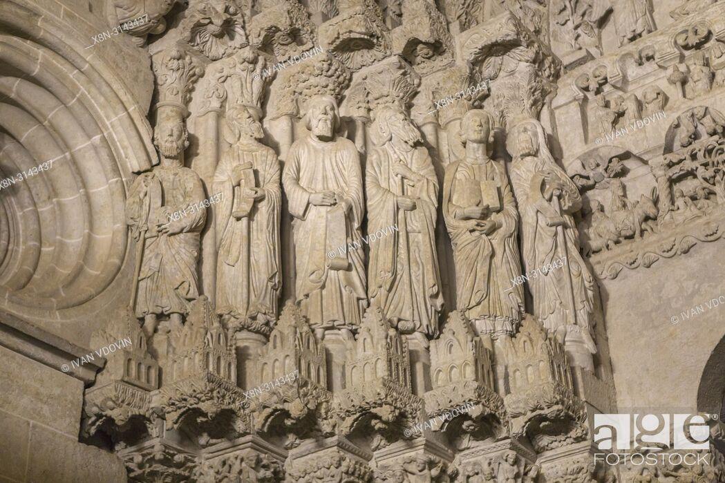 Imagen: Cathedral, Ciudad Rodrigo, Salamanca, Castilia and Leon, Spain.