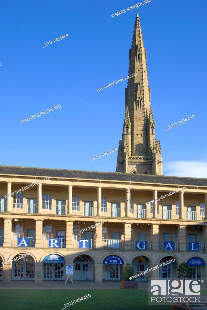 halifax west yorkshire england